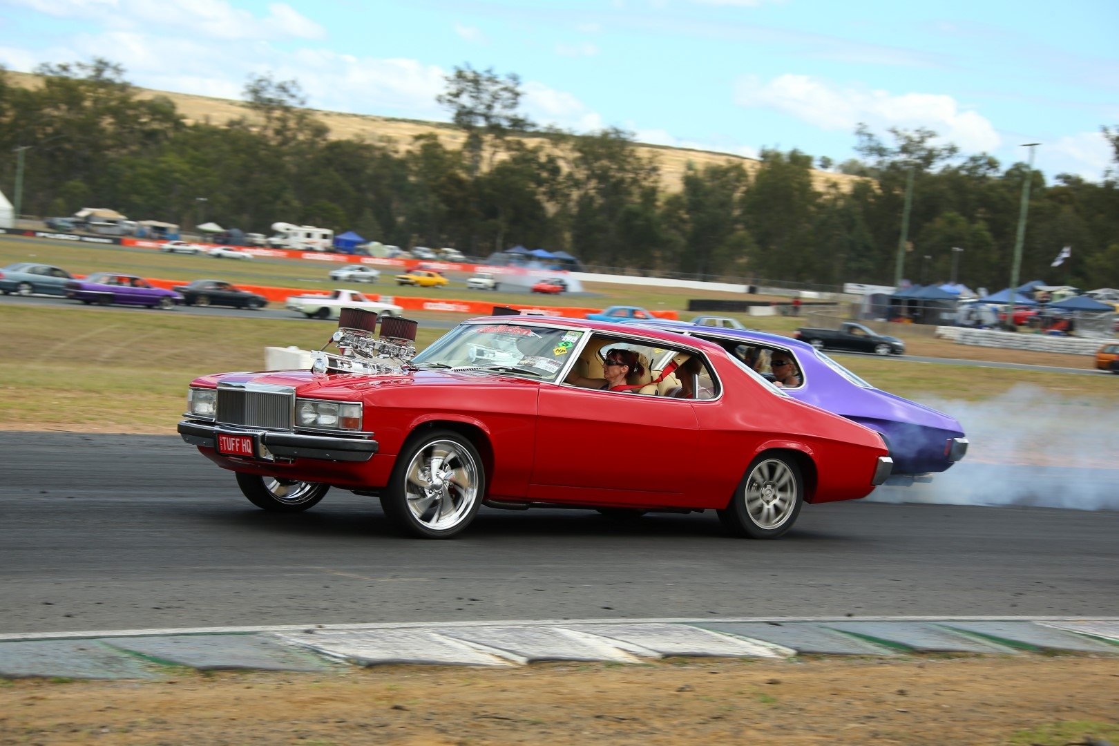 HQ Monaro Powercruise QLD