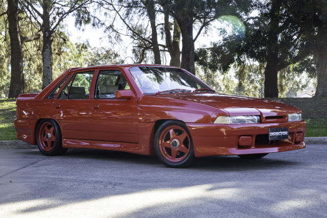 1987 Holden VL Director Build #4117 Auction   Tuff Touring Cars