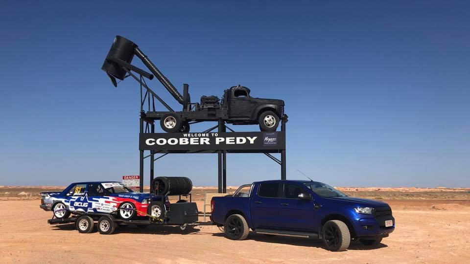 Drift Industries trip to Calder Park