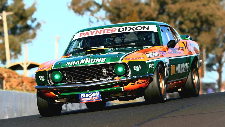 TCM Mustang Sally