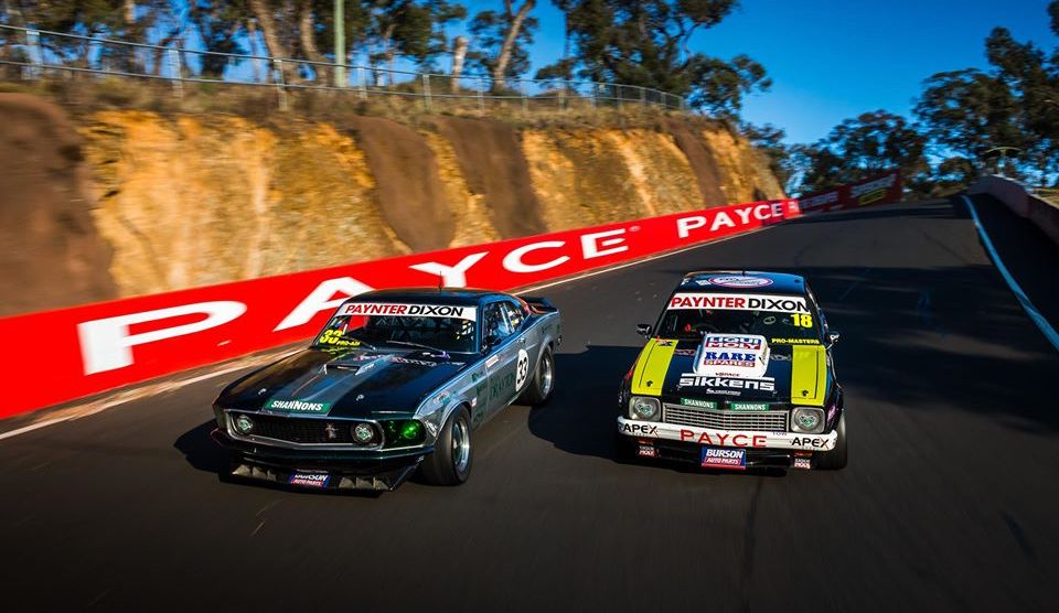 Touring Car Masters 2020 Schedule