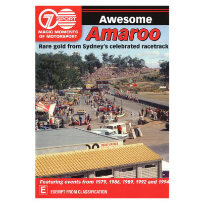 Amaroo Park Raceway DVD