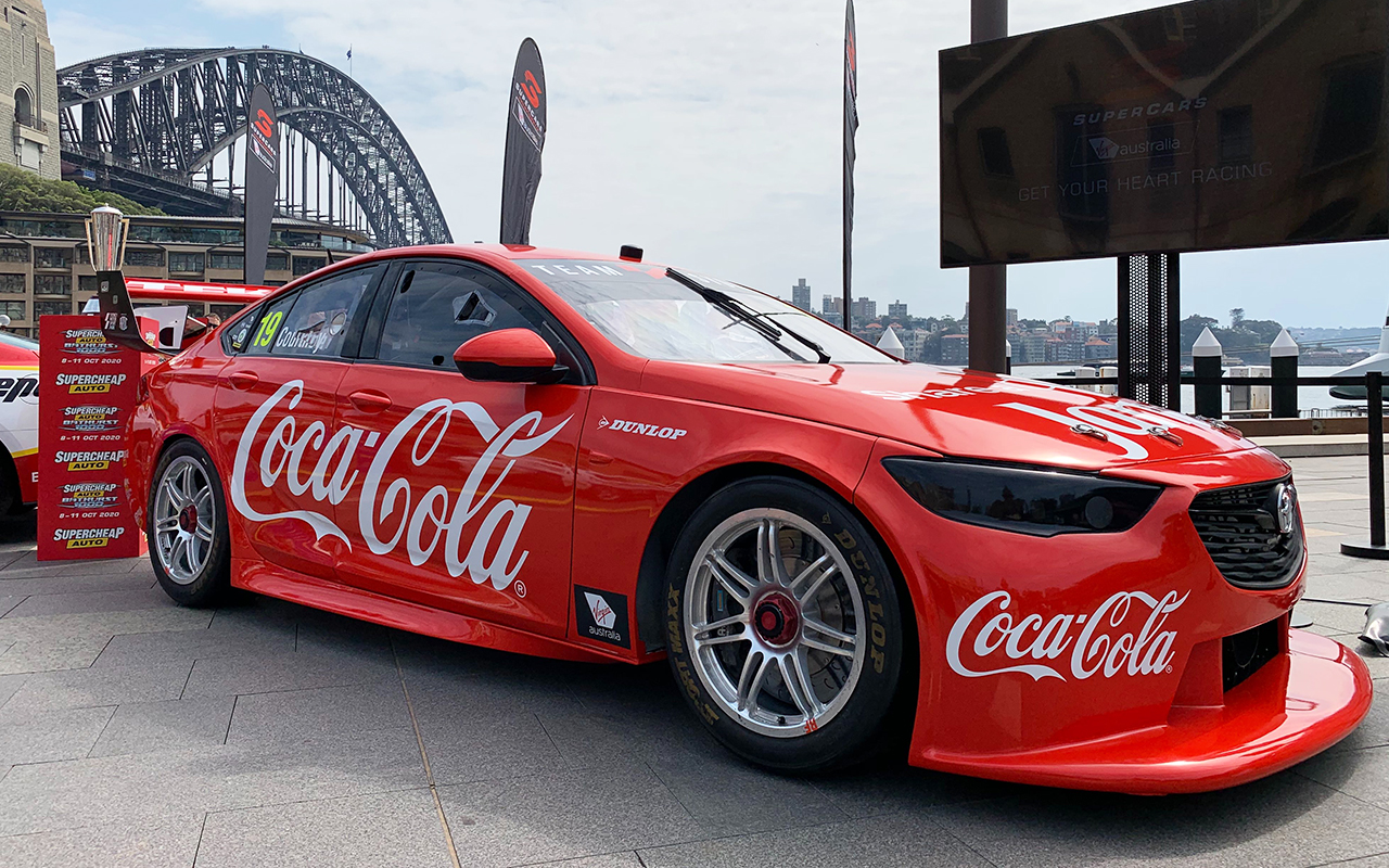 Supercars 2020 Launch