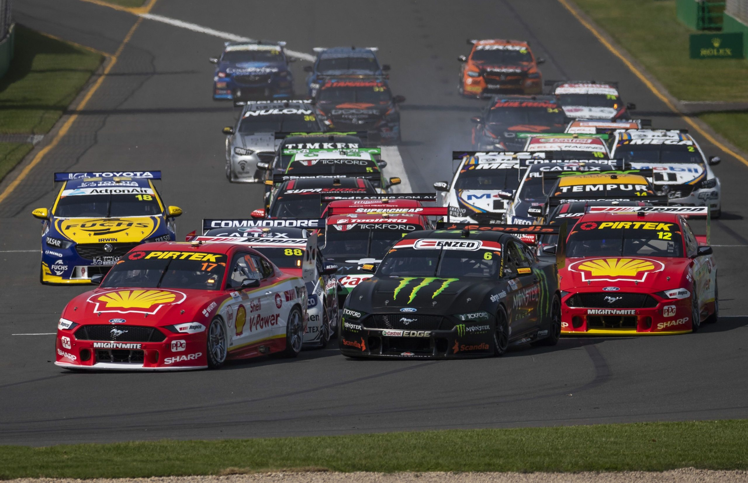 Supercars 2020 Silly Season in Full Swing