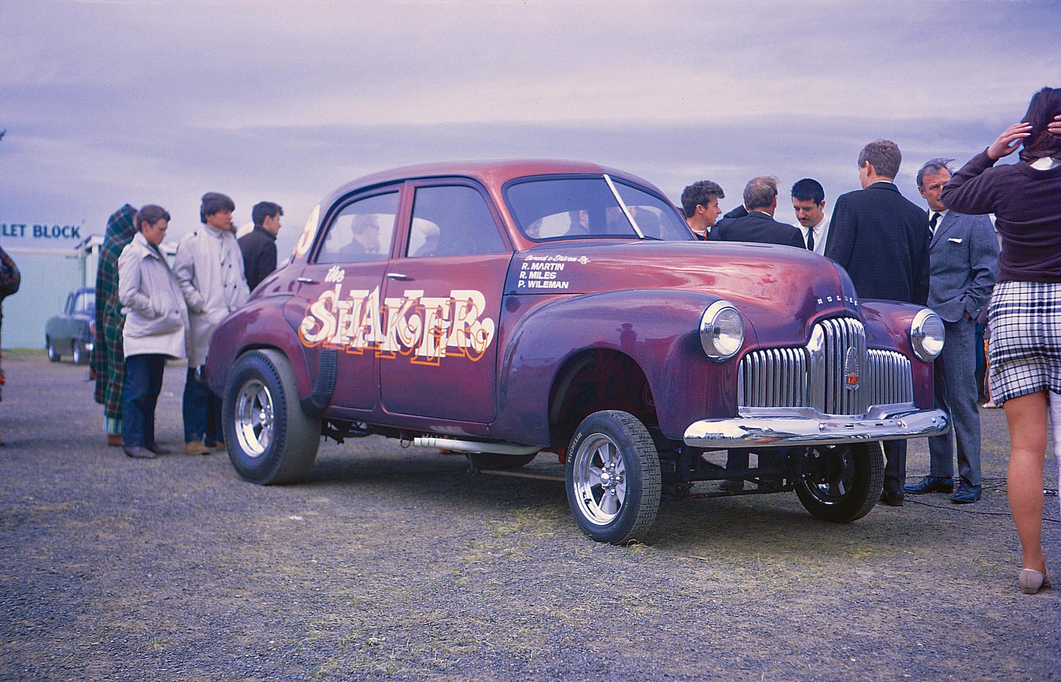 The Shaker FX Holden