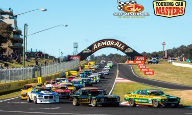 GULF WESTERN OIL TOURING CAR MASTERS
