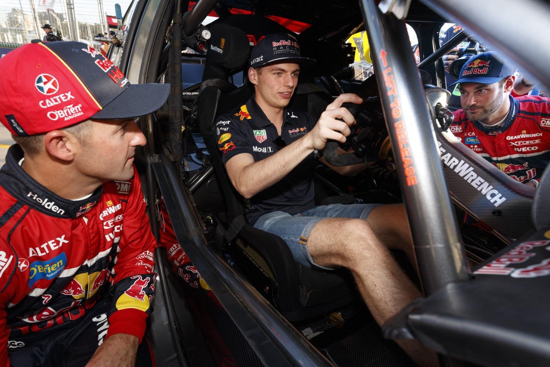 Max Verstappen Supercars All StarsEseries